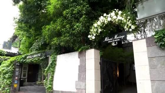 静かな街並みに佇む隠れ家レストランで、大切な人を招いて特別なひとときを過ごして オテル・ドゥ・ミクニ