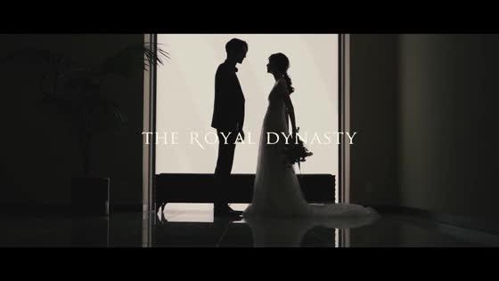 クラシカルな高級感とモダンな寛ぎが調和するザロイヤルダイナスティで優美な結婚式を ザ・ロイヤル ダイナスティ(THE ROYAL DYNASTY)
